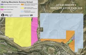 Avon Colorado Map by Avon Co Official Website