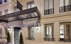 le grey hotel boutique hotel paris opera montmartre