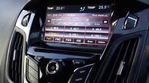 driveaudio premium navigation upgrade for ford focus features