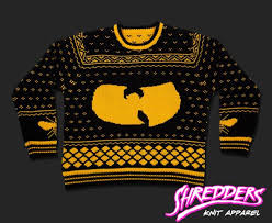 badass ugly christmas sweaters by shredders apparel hiconsumption