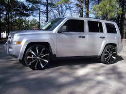 2008 jeep patriot rims sidewinder05 2008 jeep patriot specs photos modification info at