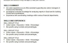Need A Resume Template Resume Executive Secretary Resume Examples Resume Objective