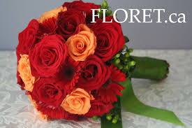 Red Wedding Bouquets Wedding Flowers Red Wedding Flowers