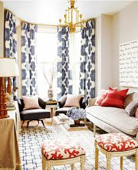 navy and red living room i love the mixing of patterns here i u0027m