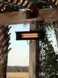 Infrared Patio Heaters Electric by Electric Infrared Patio Heaters Innovative Infrared Patio
