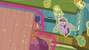 image twilight puts first base u0027s bed on the floor s7e3 png my