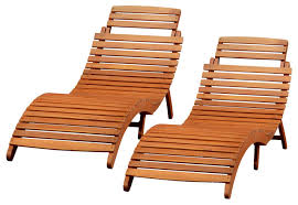 Folding Chaise Lounge Lisbon Outdoor Folding Chaise Lounge Chairs Set Of 2