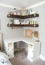 Children Corner Desk Desk Cheerful Loft Bed For Your Children Space Saving Corner