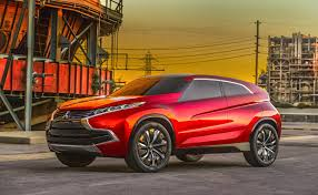 mitsubishi concept xr phev mitsubishi concept xr phev crossover debuts in l a