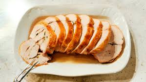 boneless turkey boneless turkey roulade recipe martha stewart