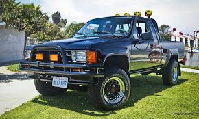 toyota pickup 1985 toyota pickup truck back to the future 3