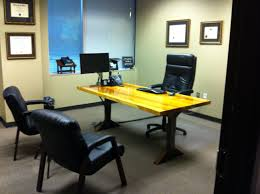 My Office Desk Slab Attorney Desk The Avid Woodworker