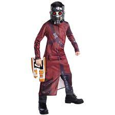 lord costume rubie s guardians of the galaxy lord costume child small ebay