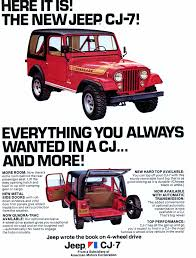 jeep wrangler ads the jeep brand today and yesterday timeless for a reason the