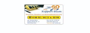 Bad Orb Wetter Taxi Blum
