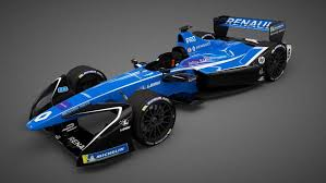 formula 4 car renault unveils formula e season 4 u0027z e 17 u0027 car in paris drivetribe