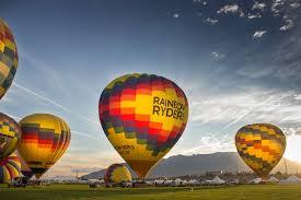 air balloon festival at albuquerque international balloon fiesta