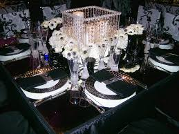 black and white centerpieces black and white wedding table centerpiece black and white flickr