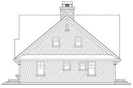 house plans with rear facing views