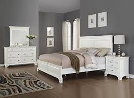 cheap wood bedroom furniture bedroom furniture sets cheap project amazon com roundhill furniture laveno 012 white wood bedroom