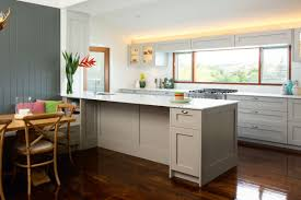 custom kitchen cabinet doors brisbane a walk in pantry provides additional storage and bench space