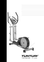 tunturi home gym c6 user guide manualsonline com