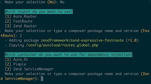 zf2 twig layout introduction to zend expressive master zend framework