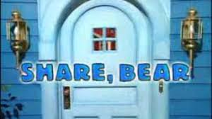 bear in the big blue house share bear video dailymotion