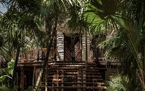 Tree House Home by Holiday Home Of The Week A Tropical Jungle Hideaway In Tulum Mexico
