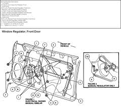 how do i replace power window motor front driver side 1995 mustang gt