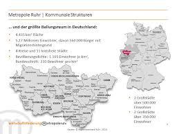 größte stadt deutschlands fläche metropole ruhr wirtschaftsraum ppt herunterladen