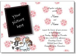 make your own wedding invitations online online wedding invitations free reduxsquad