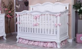 Solid Back Panel Convertible Cribs Cleopatra Solid Panel Convertible Crib Baby Cribs Nursery