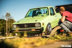 vw caddy mk1 v8 rwd fly garage volxzone