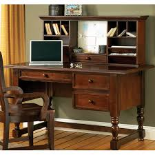 Sauder Graham Hill Computer Desk With Hutch Autumn Maple by 54 Inch Wide Desk With Hutch Muallimce