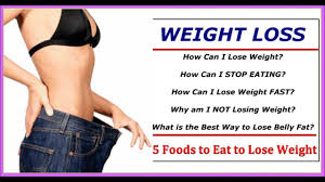 cheap easiest way to lose weight 5 foods to eat to lose weight