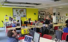 Partage Bureau - et si vous alliez au bureau dans un espace partagé le parisien