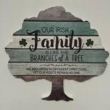 family tree wood pallet plaque at irishshop boe5020