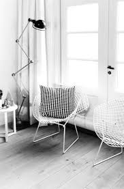 White Wire Chair 32 Best Harry Bertoia Wire Chairs Images On Pinterest