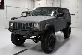 jeep cherokee sport white 1998 two door xj u2014 nfi empire