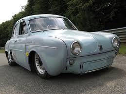 renault old renault dauphine by serialzz on deviantart