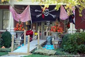 Pirate Decorations Homemade Best 25 Pirate Halloween Decorations Ideas On Pinterest Spooky Diy