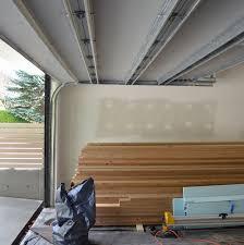 Parts Of Garage Door by Garage Door Tracks Ideas U2014 Home Ideas Collection