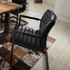 Esszimmerst Le Leder Grau Esszimmerstuhl Esszimmerstühle Pharao24