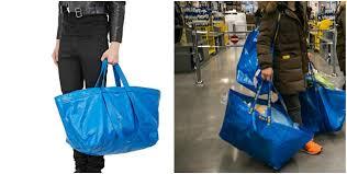 ikea responds to balenciaga copying its 99 cent bag teen vogue