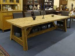Esszimmertisch Tisch Esstisch Tisch Esszimmertisch Teakhholz Massiv 12 Personen 2710