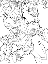transformers 4 coloring pagesfree coloring pages for kids free
