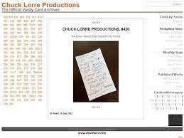 The Big Bang Theory End Credit Vanity Cards Chuck Lorre Releases Would Be Emmy Acceptance Speech At End Of