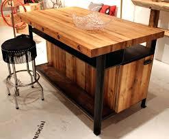 ilot cuisine bois ilot cuisine bois ilot12011 ilot21pr fabriquer un ilot de cuisine