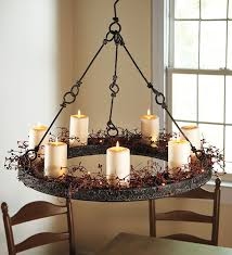 Rustic Candle Chandeliers Outdoor Chandelier For My Pergola For The Home Pinterest
